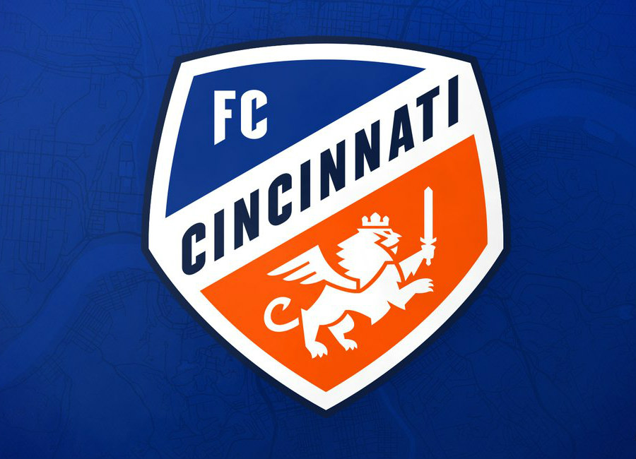 FC Cincinnati Reveal New MLS Crest And Colours