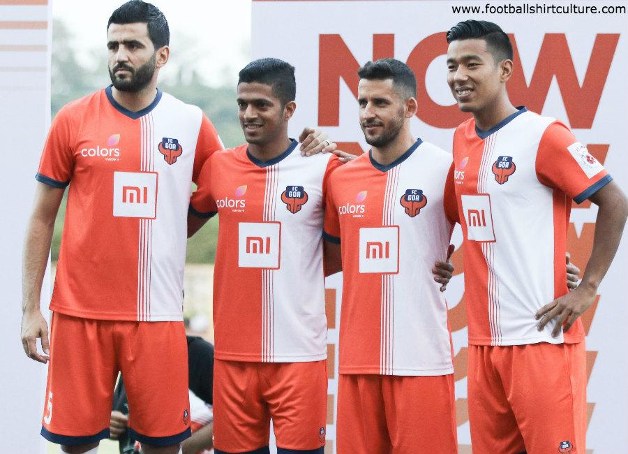 e2b87d1a85c FC Goa 2018-19 Home kit | 18/19 Kits | Football shirt blog