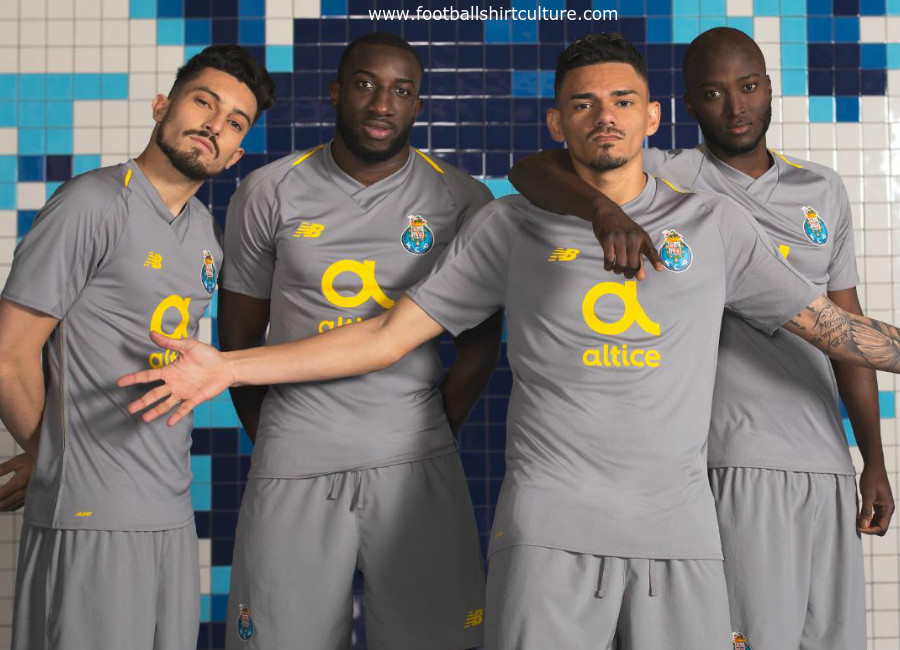 FC Porto 2018-19 New Balance Away Kit