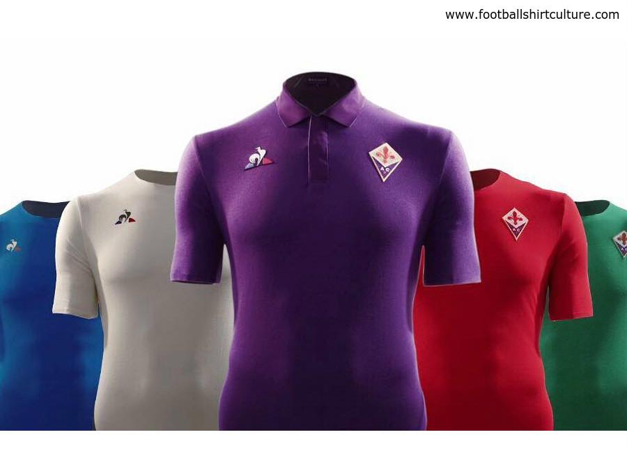 f4a30092c5b Fiorentina 2018/19 Le Coq Sportif Football Kits | 18/19 Kits ...