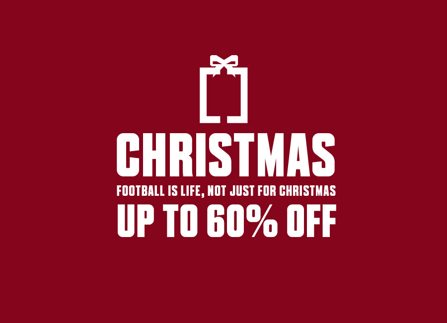 Football is Life, Just Not For Christmas - Up to 60% Off