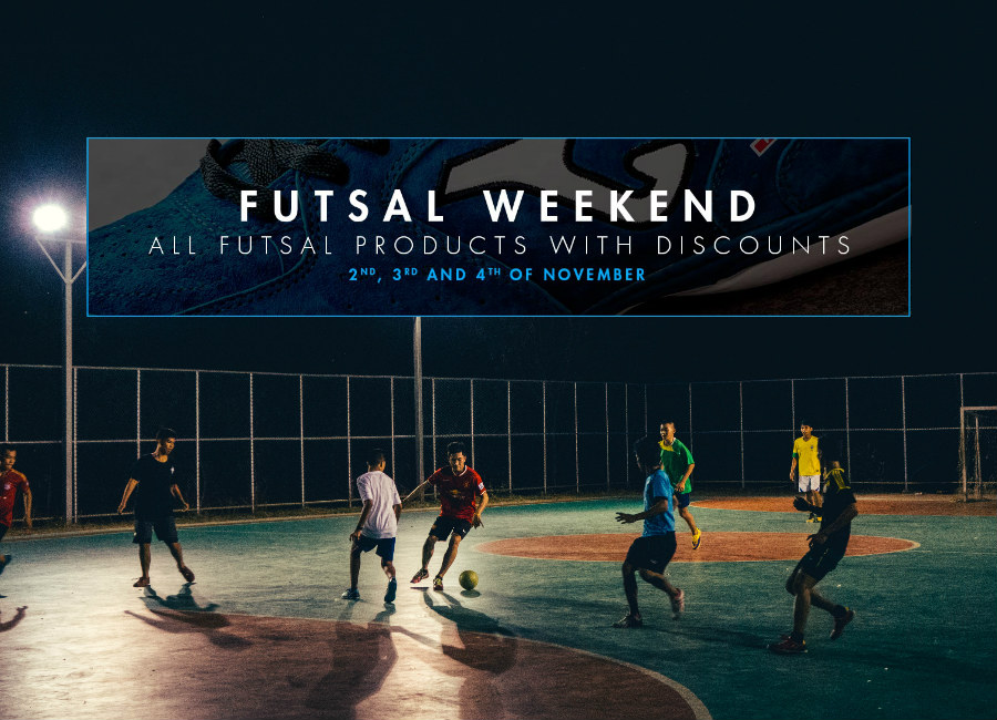 Futsal Weekend - All Futsal Products With Discounts