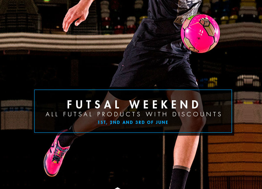 Futsal Weekend All Futsal Products With Discounts