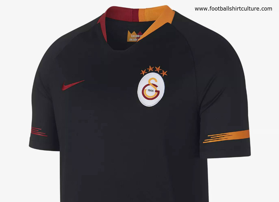 newest 245ab afa80 Galatasaray 2018-19 Nike Away Kit | 18/19 Kits | Football ...