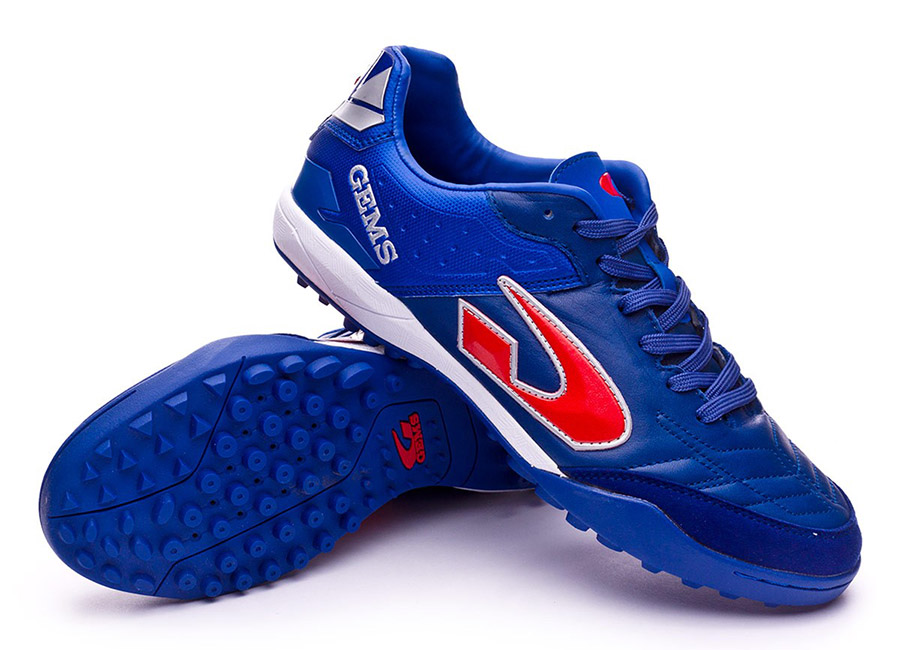 Gems Viper FX Turf Shoes - Blue