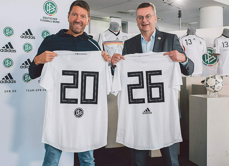 Germany Extend Adidas Kit Deal Until 2026
