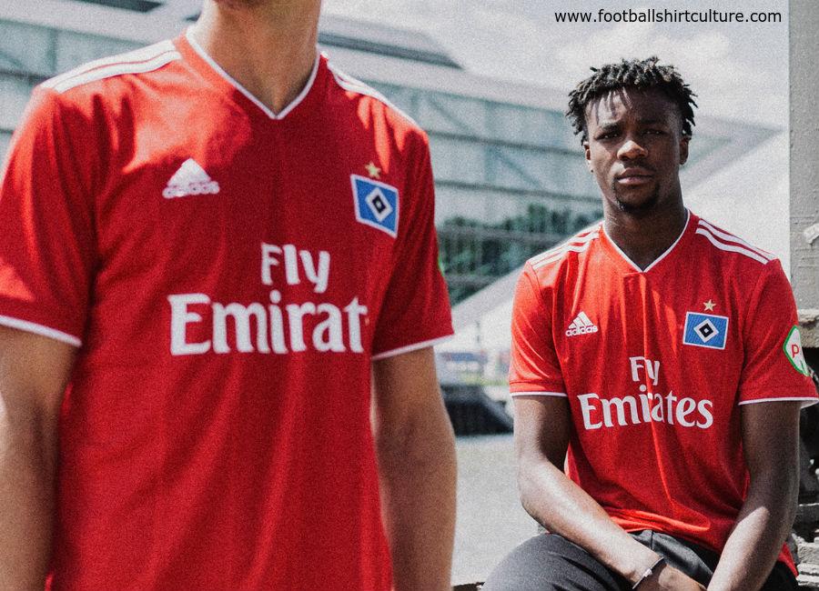 Hamburger SV: Hamburger Sv Away Shirt Labzada T Shirt