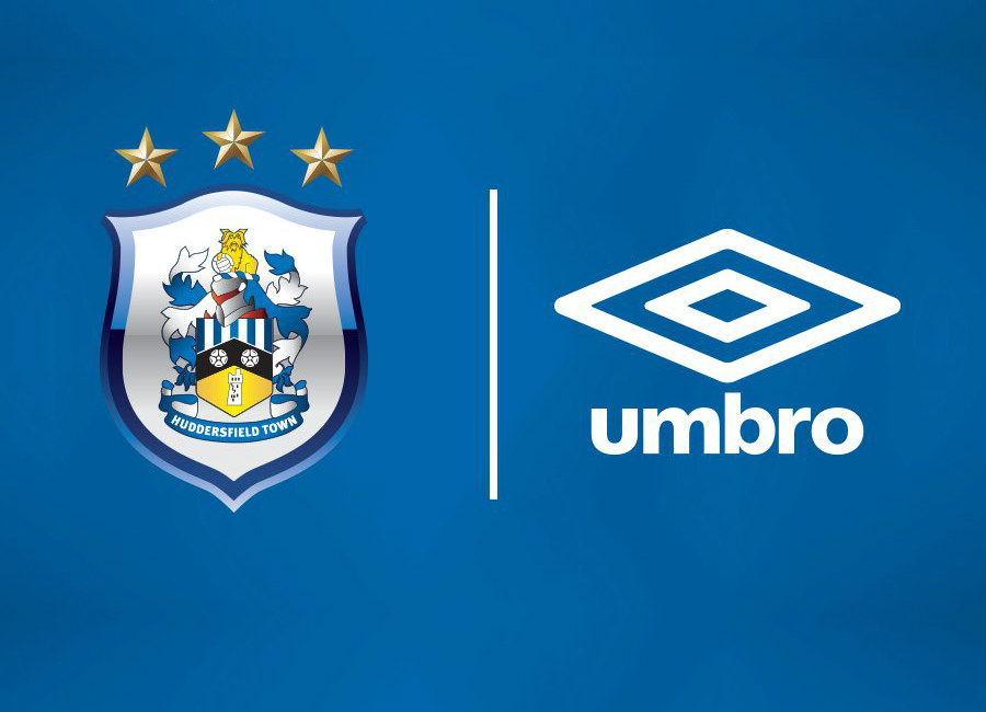 Huddersfield Town announce Umbro Kit Deal