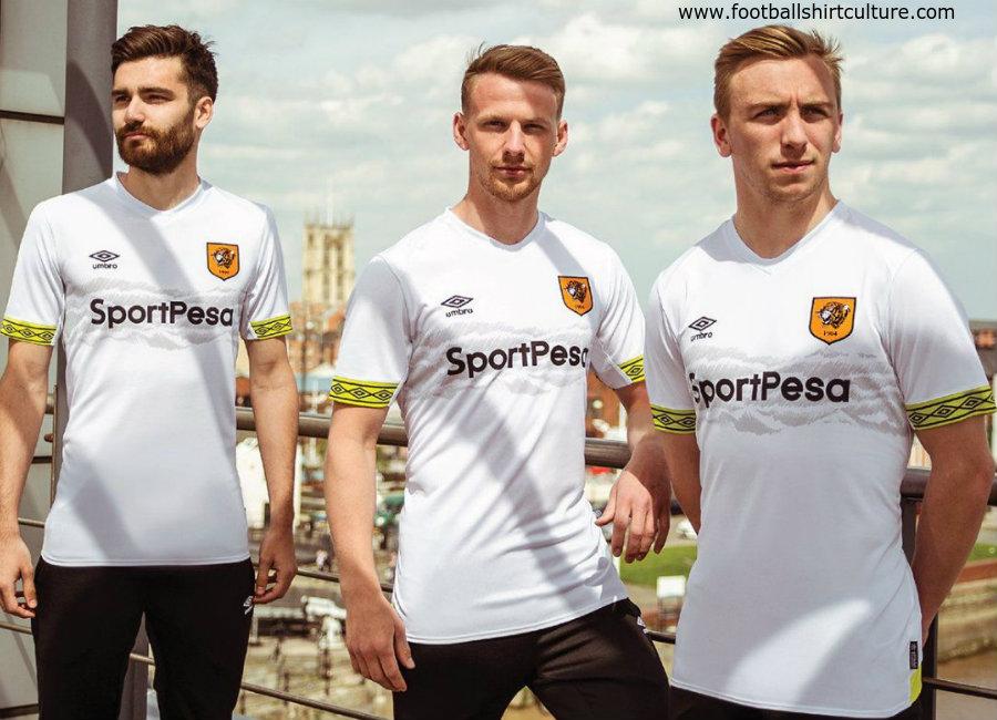 Hull City 2018 19 Umbro Third Kit  e153cf177