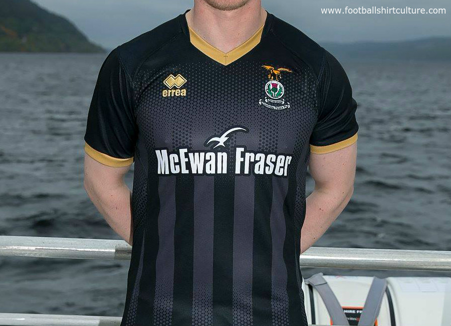 Inverness CT 18/19 Errea Away Kit