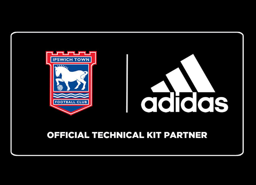 Ipswich Town Extend Adidas Kit Deal
