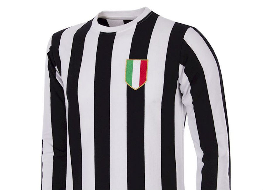 Juventus 1951-52 Home Copa Retro Shirt