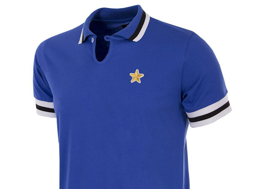 Juventus 1976-77 Away Coppa UEFA Retro Shirt