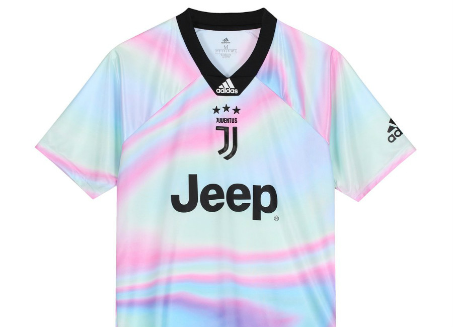 Juventus X Adidas X Fifa 19 Digital Fourth Kit
