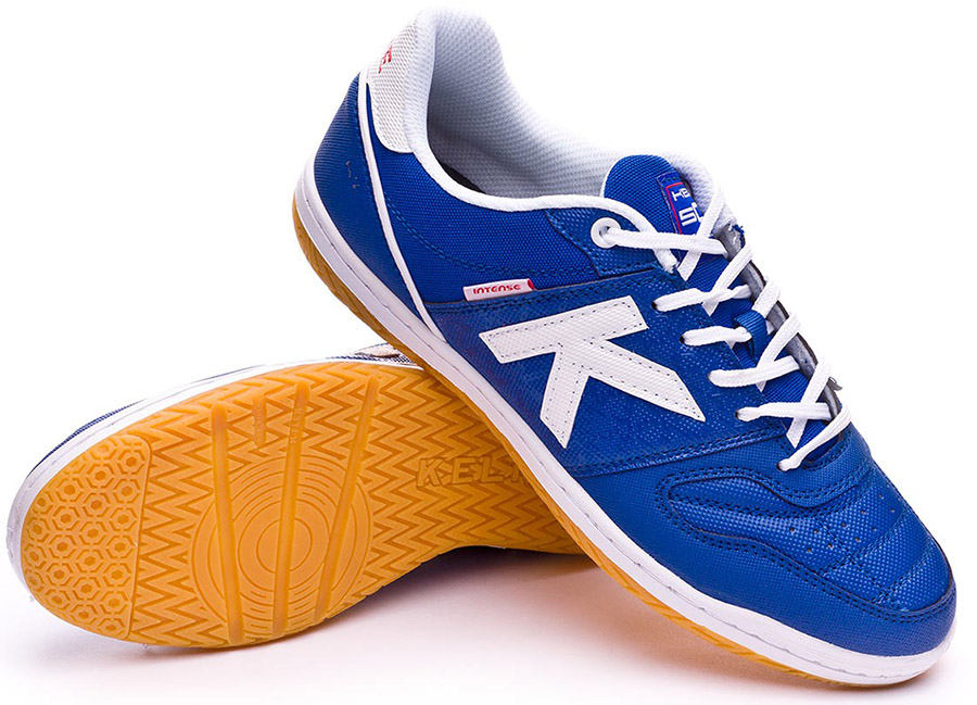 Kelme Intense 6.0 Shoes - Electric blue