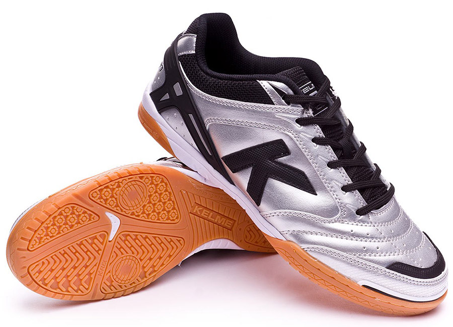 Kelme Precision Forte Shoes - Silver