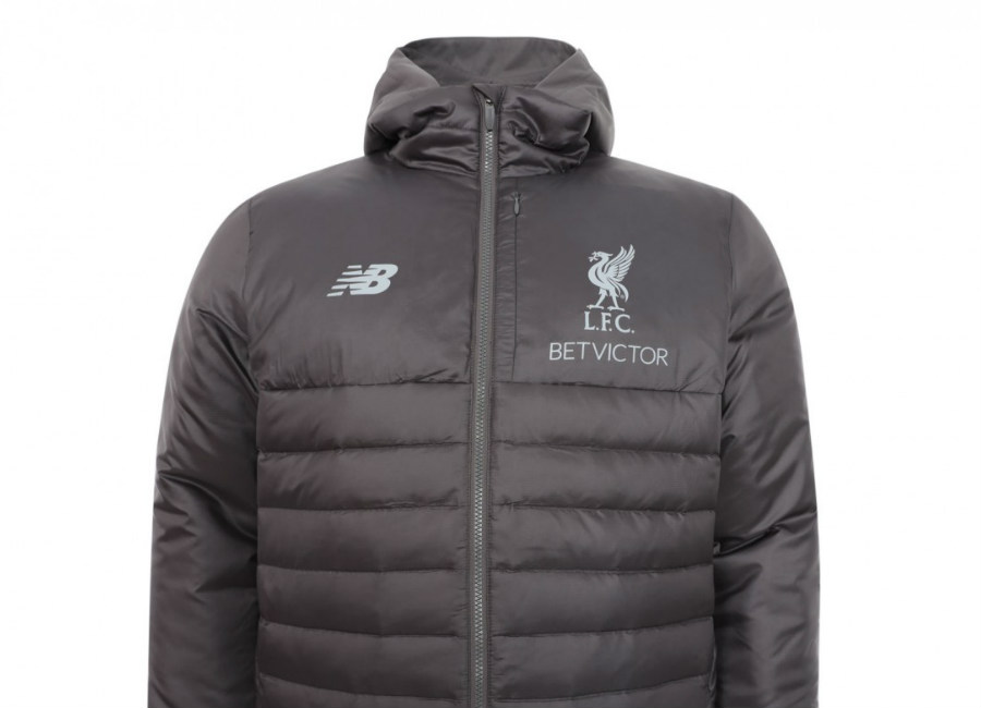 Liverpool FC 18/19 New Balance Elite Training Stadium Jacket - Castlerock