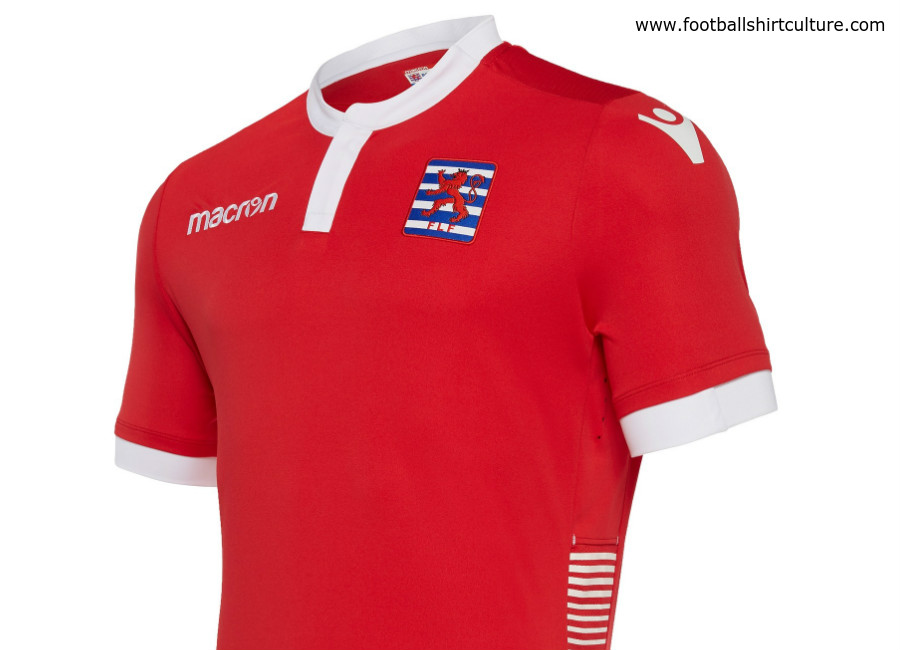Luxembourg 2018 Macron Home Kit
