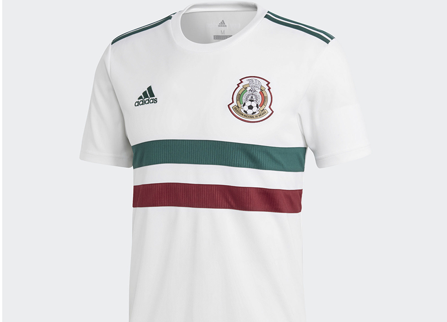 Mexico 2018 World Cup Adidas Away Kit