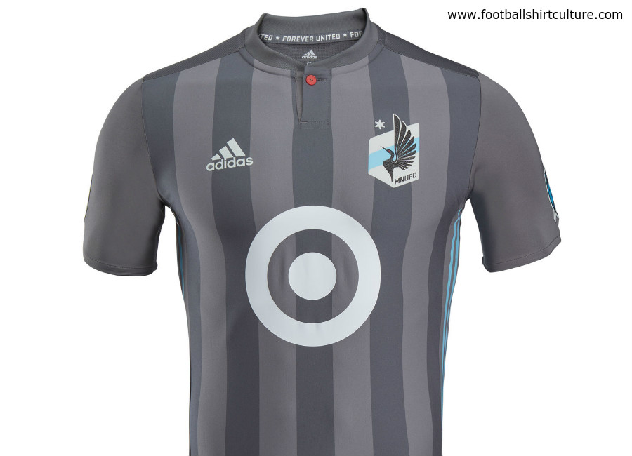 Minnesota United 2018 Adidas Home Kit