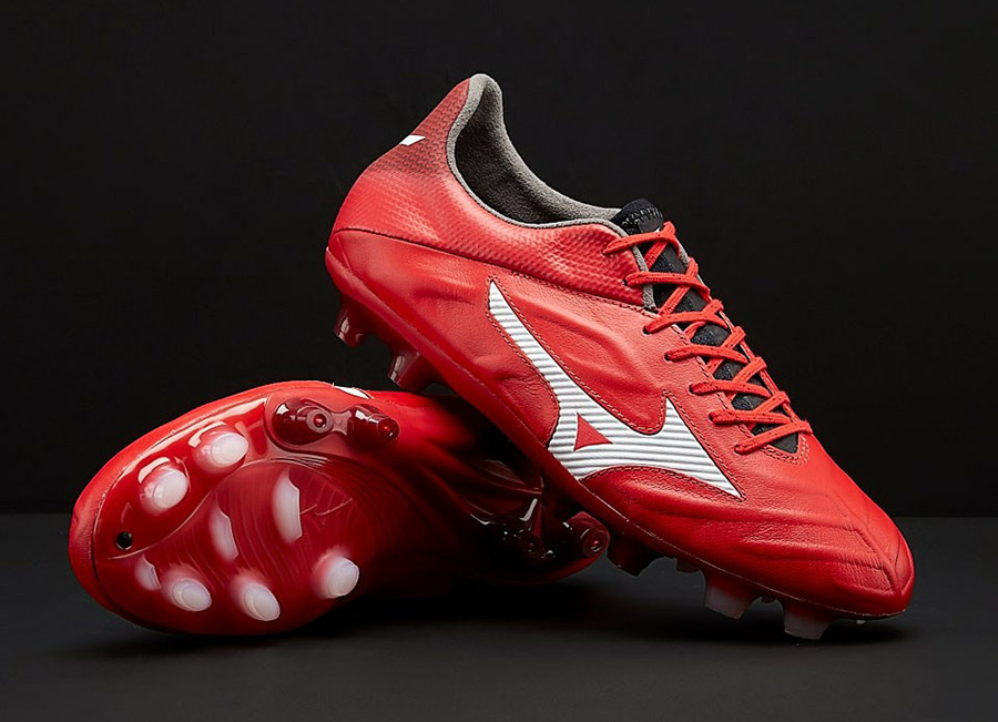 Mizuno Rebula 2 V1 - High Risk Red / White / Black