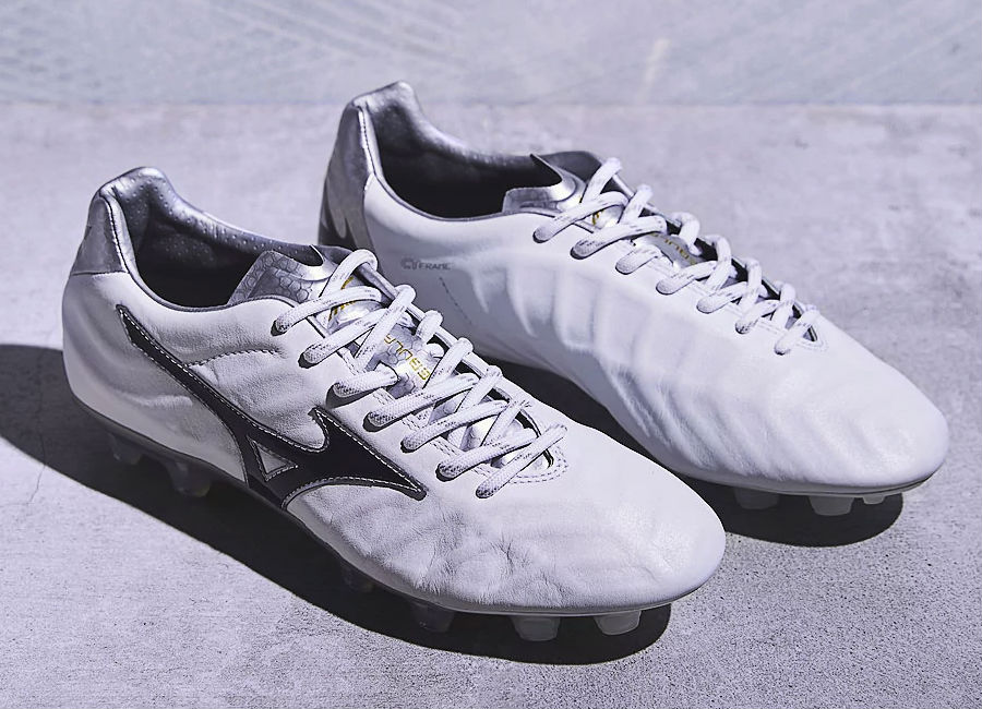 Mizuno Rebula V1 Made in Japan MD - White / Black / Silver