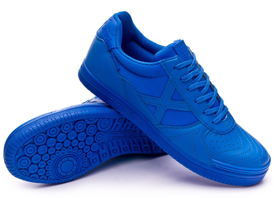 Munich G3 Monochrome Shoes - Blue