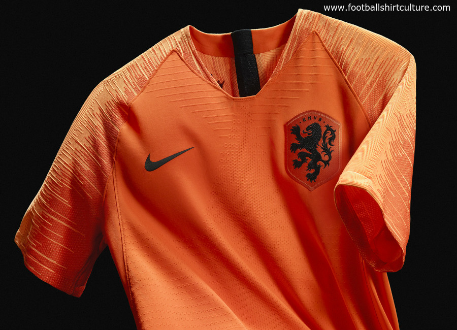 Netherlands 2018 Nike Home Kit