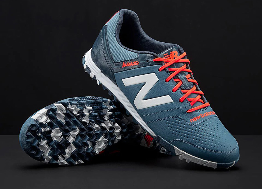 New Balance Audazo v3 Strike TF - Light Petrol