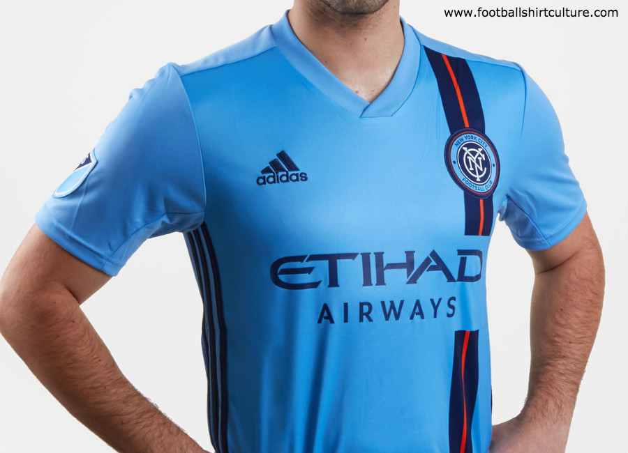 New York City FC 2019 Adidas Home Kit