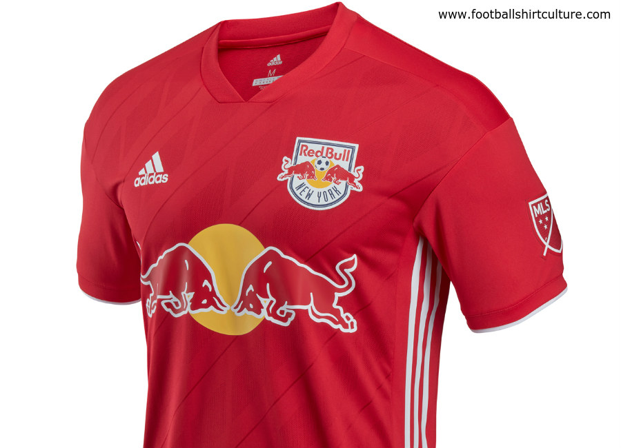 New York Red Bulls 2018 Adidas Away Kit