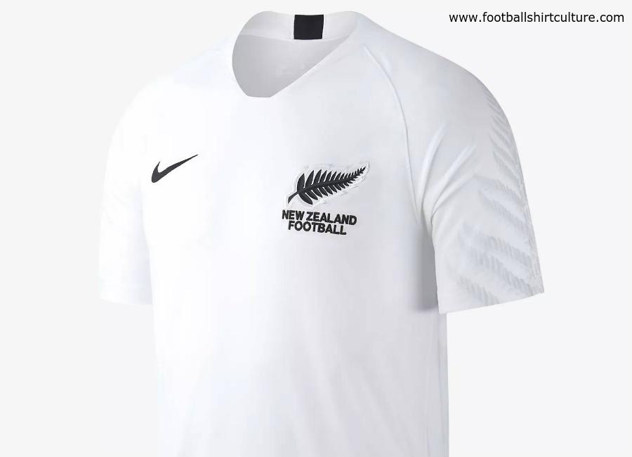 New Zealand 2018 Nike Home Kit