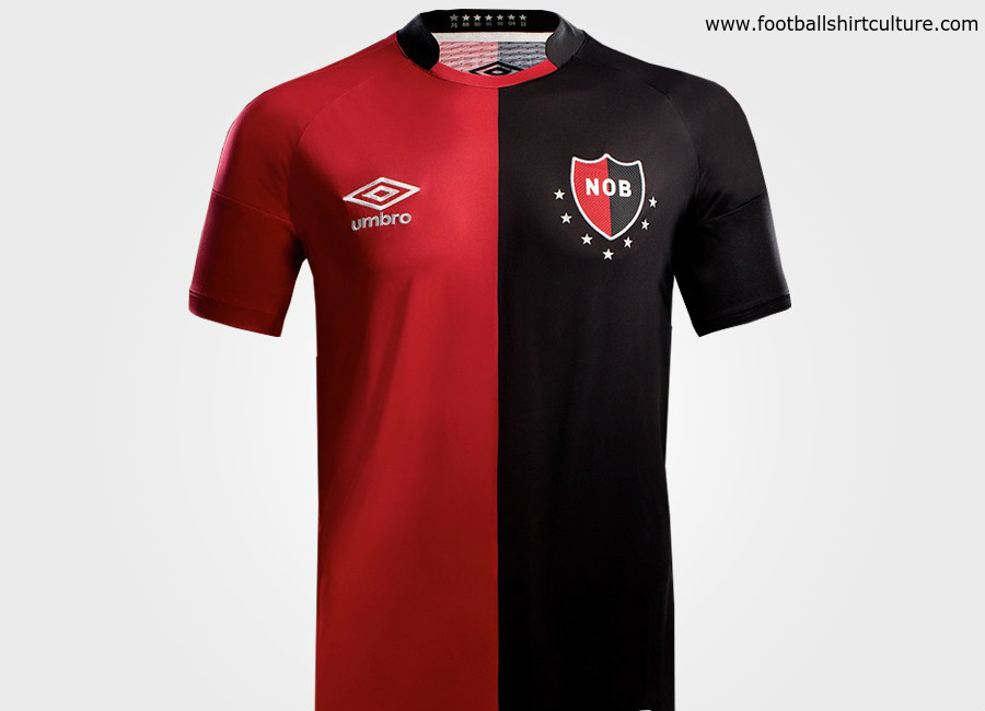 Newell's Old Boys 2018 Umbro Home Kit