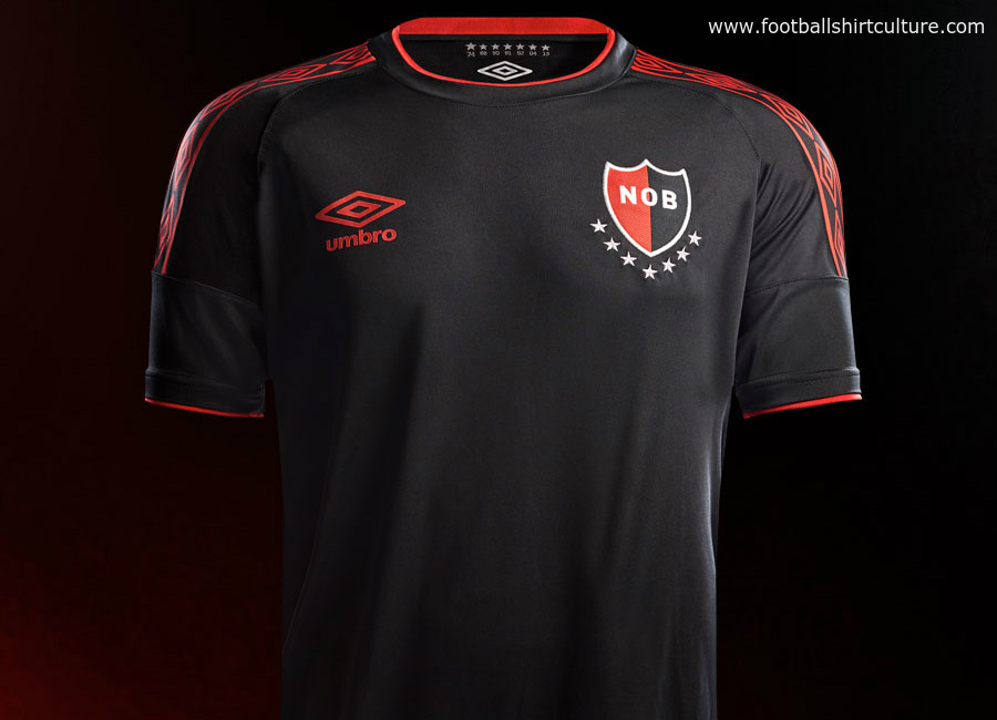 Newell's Old Boys 2018 Umbro Third Kit