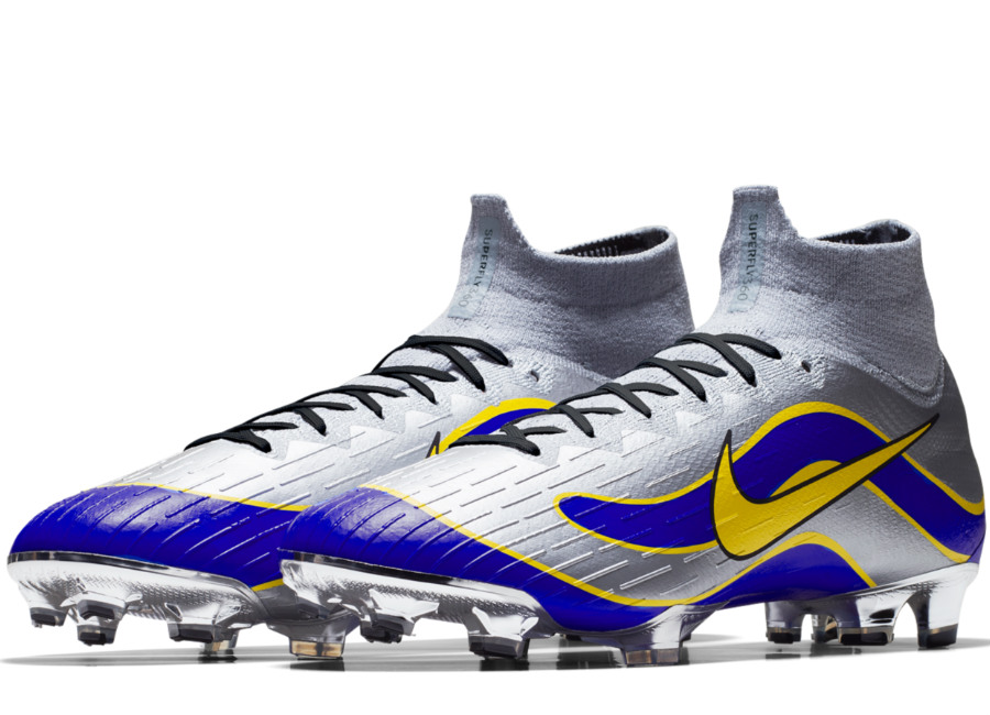cozy fresh 2018 sneakers another chance Nike Mercurial Superfly 360 Elite 1998 iD Football Boots ...