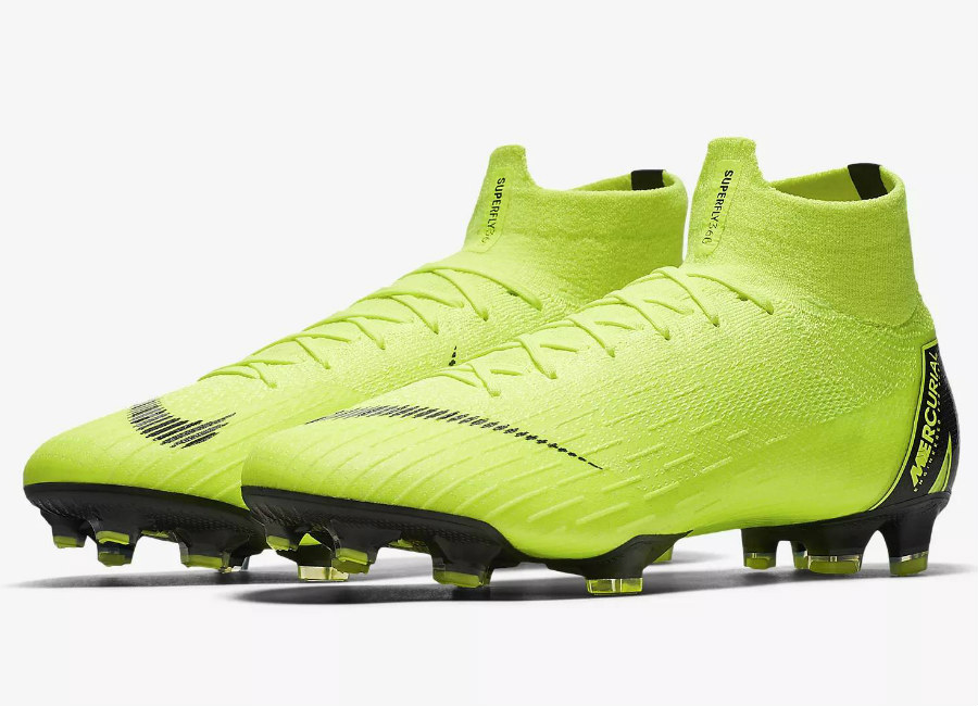 Nike Mercurial Superfly 360 Elite FG Always Forward - Volt / Black