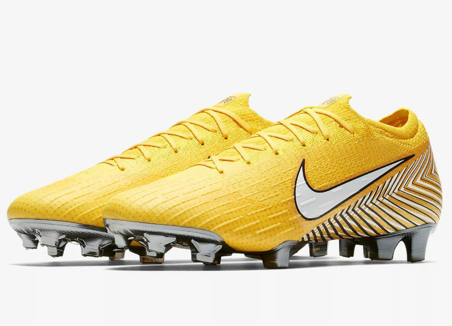 Nike Mercurial Vapor 360 Elite Neymar Jr. FG - Amarillo / Dynamic Yellow / Black / White