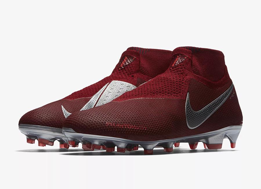 online store 68547 de799 Nike Phantom Vision Elite Dynamic Fit FG Rising Fire - Team Red   Bright  Crimson