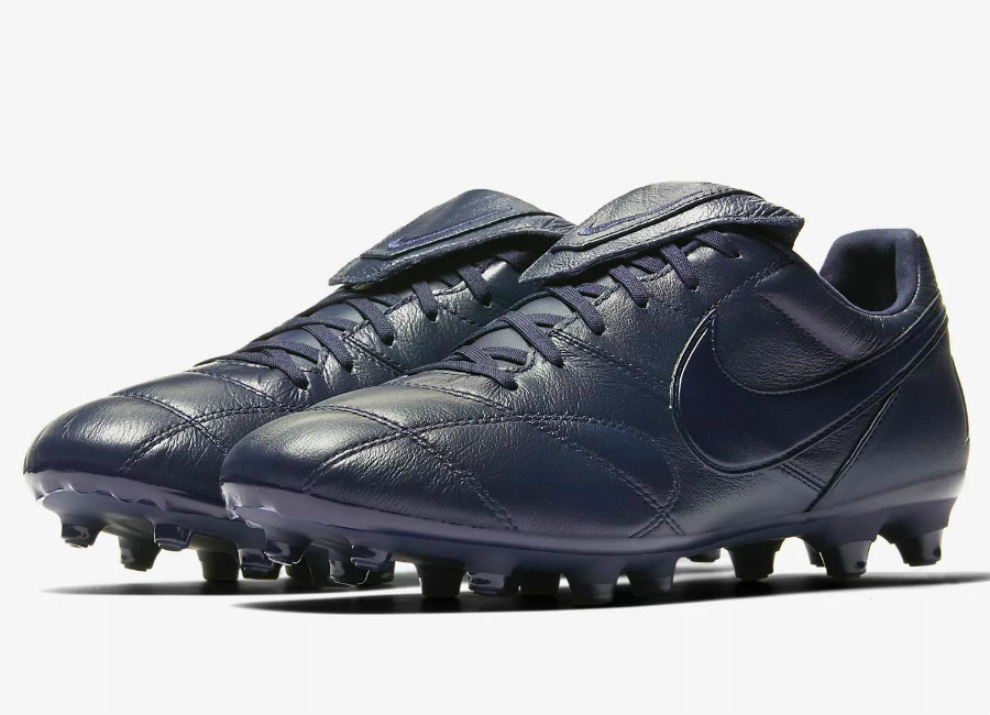 Nike Premier II FG - Midnight Navy / White / Midnight Navy