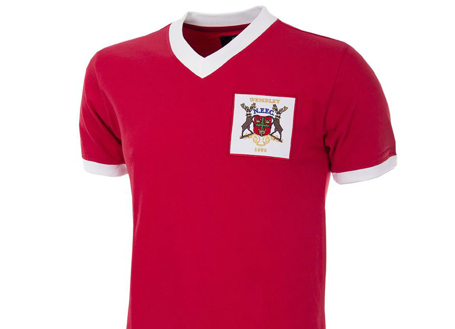 Nottingham Forest 1959 Cup Final Retro Shirt