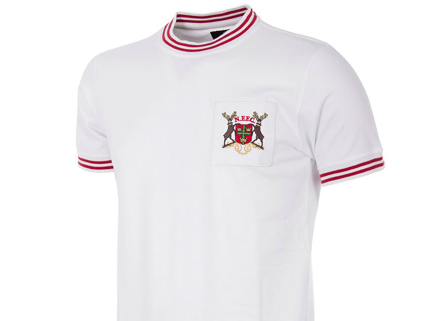 Nottingham Forest 1966 1967 Copa Retro Away Shirt