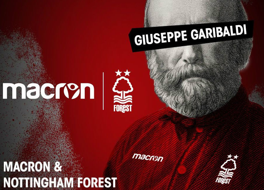 Nottingham Forest announce Macron Kit De