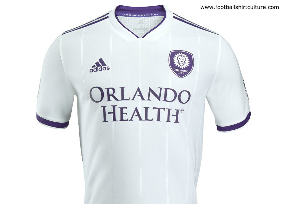 Orlando City 2018 Adidas Away Kit