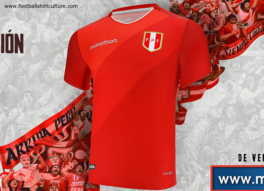Peru 2018-19 Marathon Away Kit