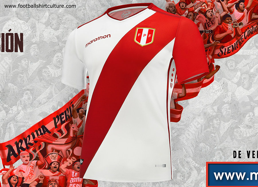 Peru 2018-19 Marathon Home Kit