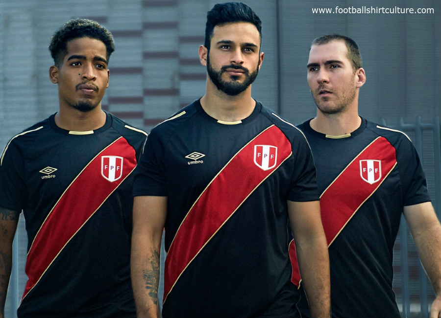 10f7c1f686fb Peru 2018 Umbro Limited Edition Shirt