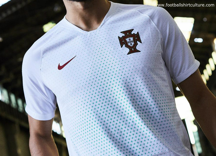 Portugal 2018 World Cup Nike Away Kit