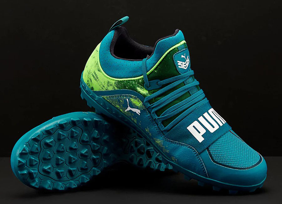 Puma 365 Ignite Graphic ST - Deep Lagoon / Puma White / Green Gecko