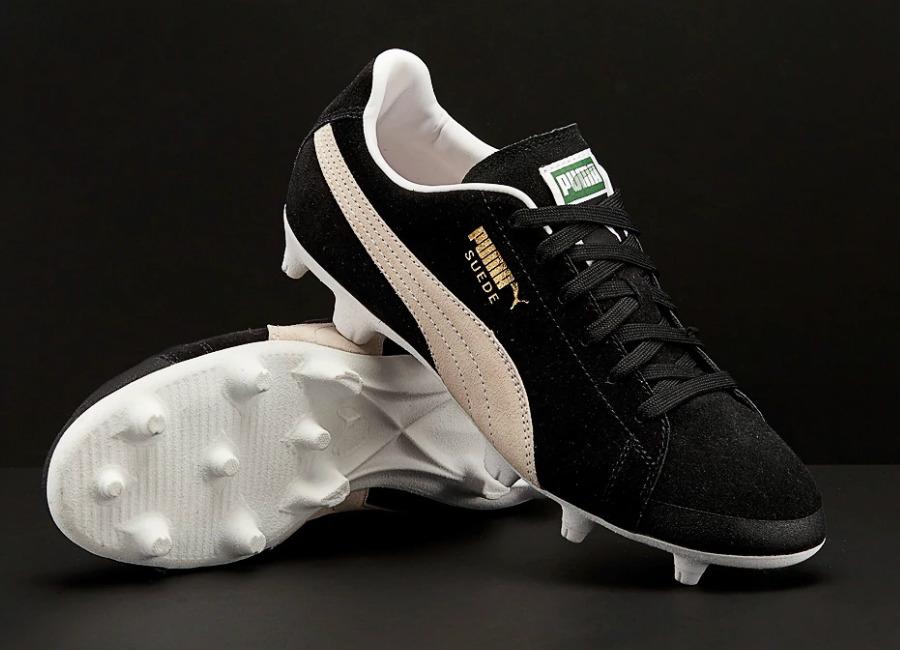 Puma Future Suede 50 hyFG - Puma Black / Puma White