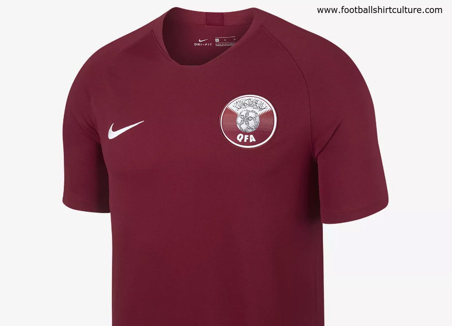 Qatar 2018 Nike Home Kit